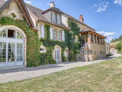 17th Century Estate in Burgundy France